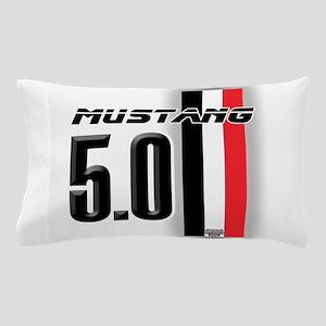 mustang5.0BWR Pillow Case