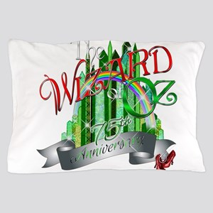 Wizard of OZ 75th Anniversary Emerald Pillow Case