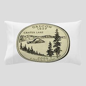 Oregon Quarter 2005 Basic Pillow Case