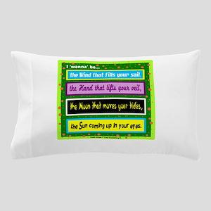 I Wanna Be-Keith Urban/t-shirt Pillow Case