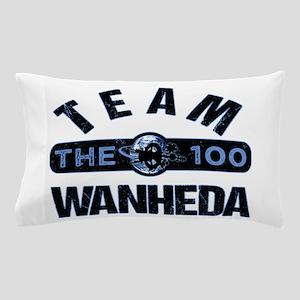 Team Wanheda The 100 Pillow Case