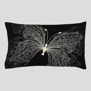 Elegant Butterfly Pillow Case