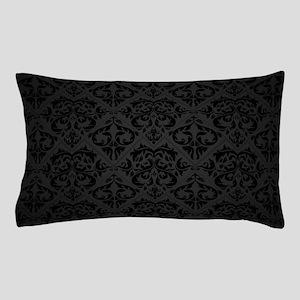 Elegant Black Pillow Case