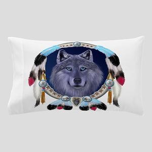 Dream Wolf Pillow Case