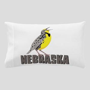 NEBRASKA Meadowlark Pillow Case