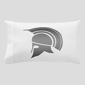 Ancient Greek Spartan Helmet Pillow Case