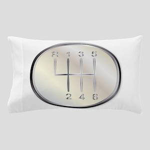 Six Speed Gear Knob Pillow Case