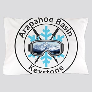 Arapahoe Basin - Keystone - Colorado Pillow Case