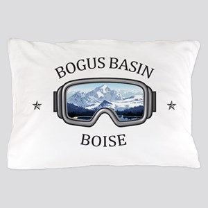 Bogus Basin - Boise - Idaho Pillow Case