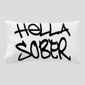 HellaSober Pillow Case