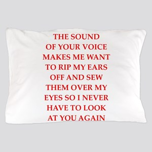hate Pillow Case