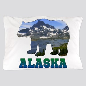 Alaskan Bear Pillow Case