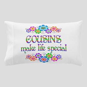 Cousins Make Life Special Pillow Case
