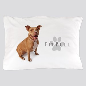 Pit Bull Pillow Case