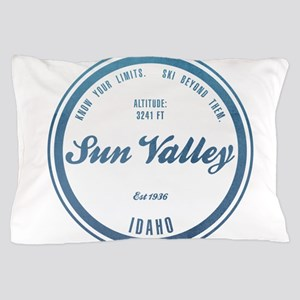 Sun Valley Ski Resort Idaho Pillow Case