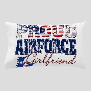 ProudAirForceGirlfriend Pillow Case