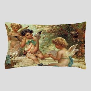 Victorian Angels by Zatzka Pillow Case