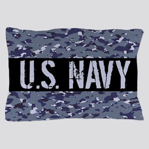 U.S. Navy: Camouflage (NWU I Colors) Pillow Case