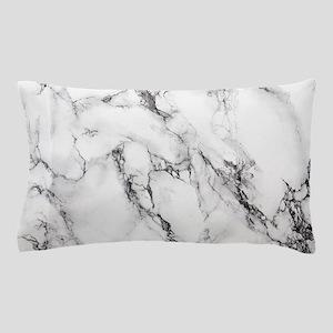 White Marble Pillow Case