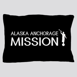 Alaska, Anchorage Mission (Moroni) Pillow Case