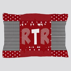 Houndstooth..RTR Pillow Case