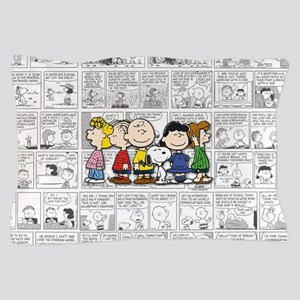 The Peanuts Gang Pillow Case