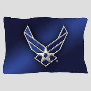 U.S. Air Force Logo Detailed Pillow Case