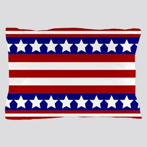 Stars and Stripes Pillow Case