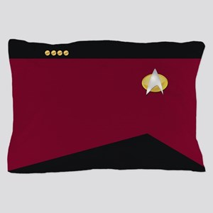 Star Trek: TNG Uniform - Captain Pillow Case