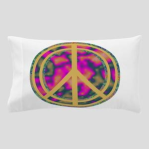 Peace Sign Pillow Case
