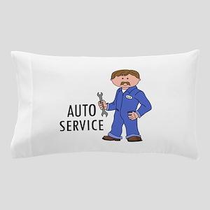 AUTO SERVICE Pillow Case