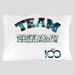 Team Bellamy The 100 Pillow Case