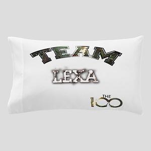Team Lexa A Grounder The 100 Pillow Case