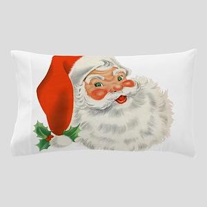 Vintage Santa Pillow Case