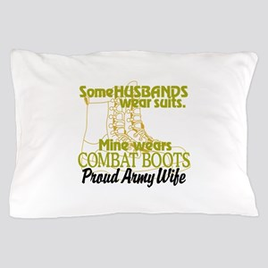 Proud Army Wife Pillow Case