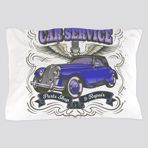 Car Service Pillow Case