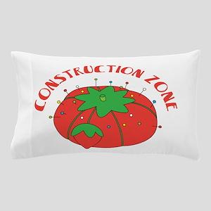 Construction Zone Pillow Case