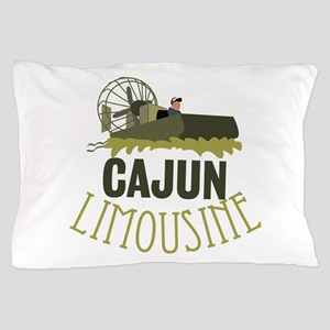 Cajun Limousine Pillow Case