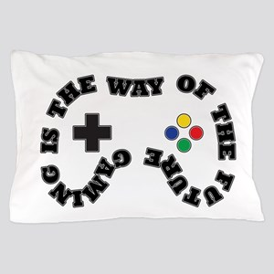 Future Gaming Pillow Case