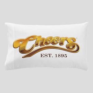 Cheers Est. 1895 Pillow Case