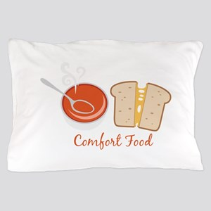 Comfort Food Pillow Case
