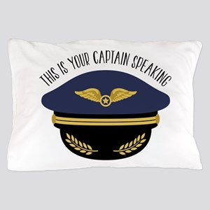 Your Captain Pillow Case