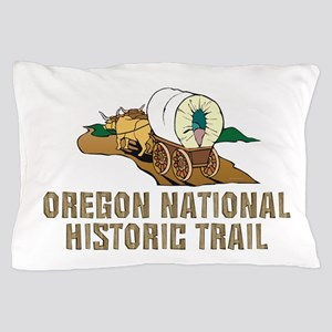 ABH Oregon National Historic Trail Pillow Case