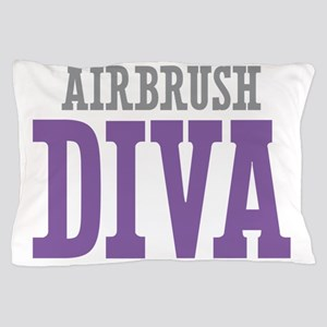 Airbrush DIVA Pillow Case