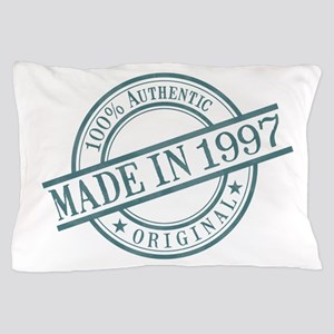 Made in 1997 Pillow Case
