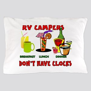 RV CAMPERS Pillow Case