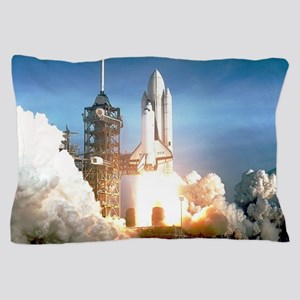 Space Shuttle Columbia KSC Pillow Case