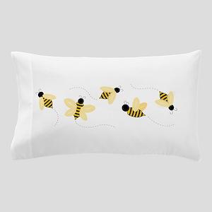 Bumble Bees Pillow Case