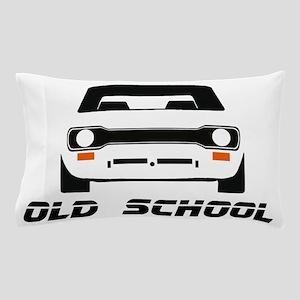 Old School Pillow Case