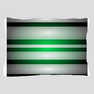 Green Light Pillow Case
